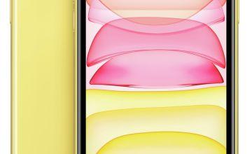 SIM Free iPhone 11 64GB Mobile Phone  - Yellow