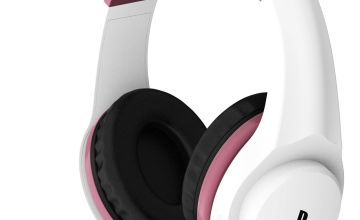 4Gamers Officially Licensed PS4 Headset - Rose Gold