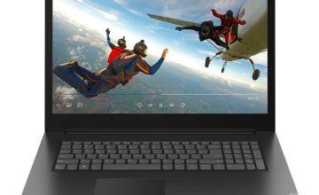 Lenovo IdeaPad L340 17 Inch i3 4GB 1TB Laptop - Black