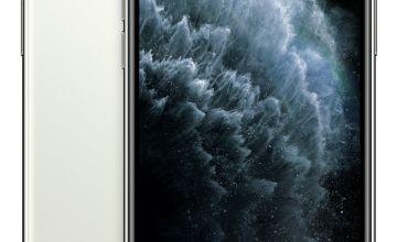SIM Free iPhone 11 Pro 256GB Mobile Phone  - Silver