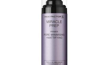 Max Factor Miracle Prep Pore Minimising & Mattifying Primer