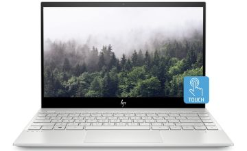 HP Envy 13 Inch i5 8GB 256GB Touchscreen Laptop - Silver