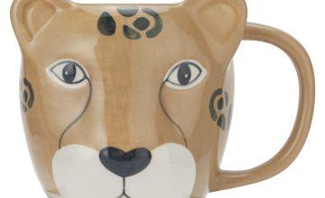 Leopard Shaped Mug
