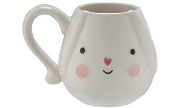 Mini Bunny Shaped Mug