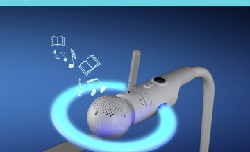 Motorola Halo+ Smart Over the Cot Monitor
