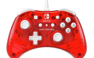 PDP Nintendo Switch Rock Candy Controller - Red