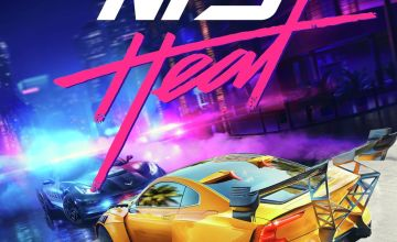 Need for Speed: Heat PS4 Game