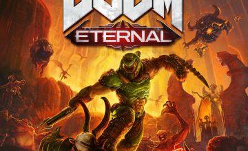 DOOM Eternal PS4 Game