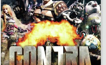 Contra: Rogue Corps Nintendo Switch Game