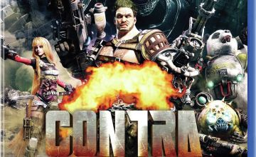Contra: Rogue Corps PS4 Game