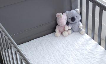 Slumberdown Contentment Protect AA/Ecolite Cot Bed Mattress