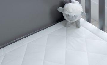 Slumberdown Cherished 233TC Luxury Cotton Cot Bed Mattress