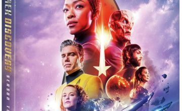 Star Trek Discovery Season 2 DVD Box Set