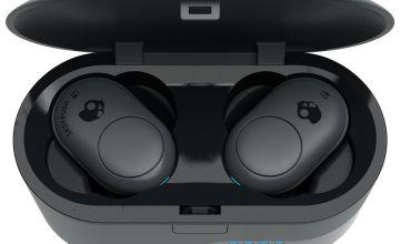 Skullcandy Push In-Ear True Wireless Earbuds - Grey