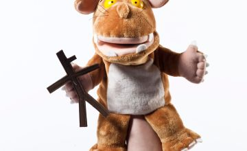 The Gruffalo's 14 Inch Child Hand Puppet.