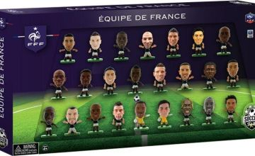 SoccerStarz France 24 Team Figurine Pack.