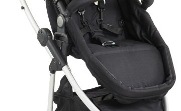 MyChild Floe Pram & Pushchair - Black