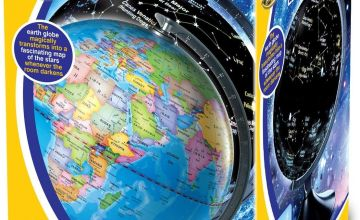 Brainstorm Toys 2-in-1 Globe Earth and Constellations