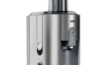 Braun J700 Juicer - Stainless Steel