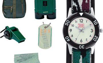 Green Adventure Watch Set