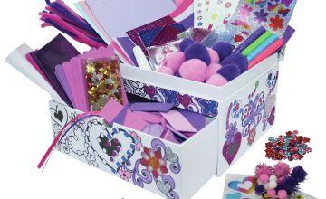 Chad Valley Be U 1000 Piece Sparkle Box