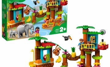 LEGO DUPLO Tropicals Island Playset - 10906