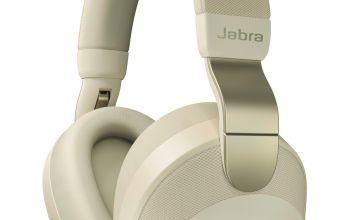 Jabra Elite 85h Over-Ear Wireless Headphones - Gold