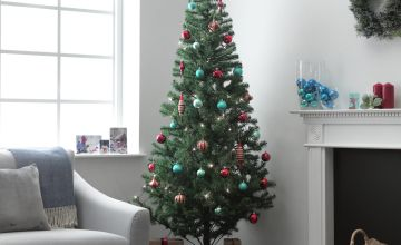Argos Home 7ft Imperial Christmas Tree - Green
