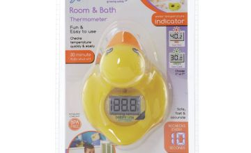 Dreambaby Digital Room & Bath 2-In-1 Thermometer Duck Design