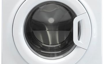 Hotpoint WMBF844P 8KG 1400 Spin Washing Machine - White