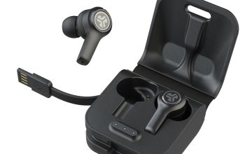JLAB JBuds Air Executive True - Wireless Earbuds - Black
