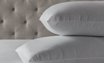 Forty Winks Supremely Soft Wash Firm Pillow - 2 Pack