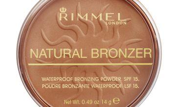 Rimmel Natural Bronzing Powder