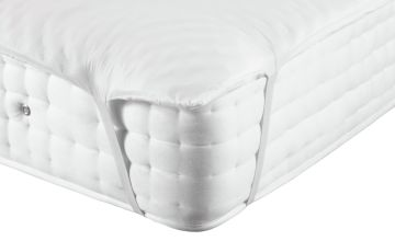 Argos Home Anti Allergy Memory Foam Mattress Topper