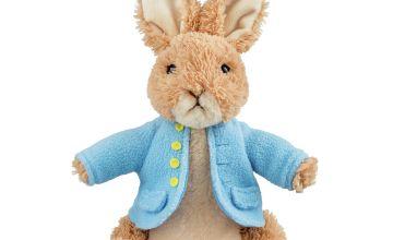 Beatrix Potter Peter Rabbit Medium Soft Toy