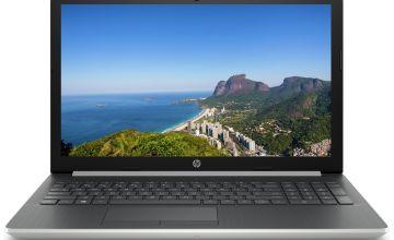 HP 15.6 Inch i3 4GB + 16GB Optane 1TB FHD Laptop - Silver