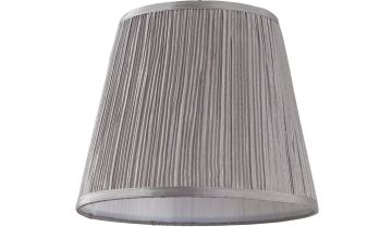 Argos Home Le Marais Easy Fit Pleated Shade - Grey