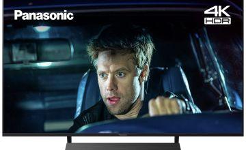 Panasonic 40 Inch TX-40GX800B Smart 4K Ultra HD LED TV