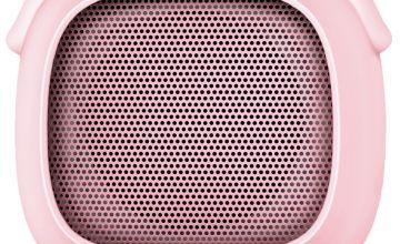 Kitsound Boogie Buddies Pig Bluetooth Speaker