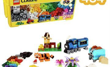 LEGO Classic Medium Creative Brick Box Building Set - 10696