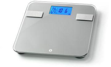 Weight Watchers Ultra Slim Body Weight Analysis Scale - Grey