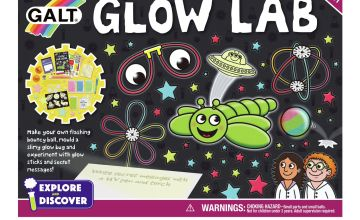 Galt Toys Glow Lab