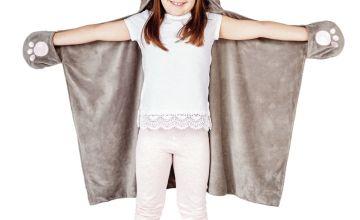 Easter Bunny Snuggle Blanket