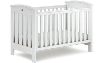 Boori Classic Cot Bed - White