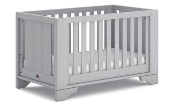 Boori Eton Expandable Cot Bed - Pebble