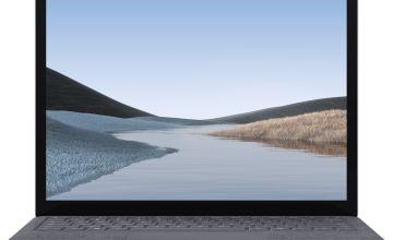 Microsoft Surface Laptop 3 13.5in i5 8GB 128GB - Platinum