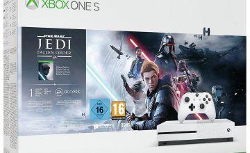 Xbox One S 1TB Console & Star Wars Jedi: Fallen Order Bundle