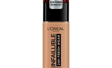 L'Oreal Infallible 24hr Foundation - 300 Amber
