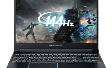 Acer Helios 300 15in i7 8GB 1TB 256GB RTX2060 Gaming Laptop