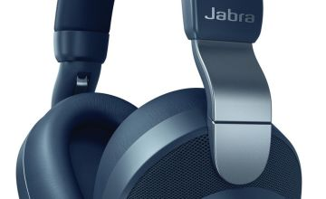 Jabra Elite 85h Over-Ear Wireless Headphones - Navy